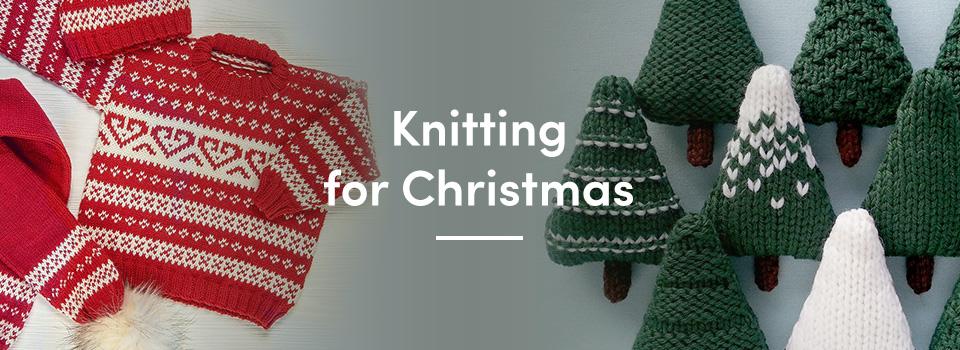Knitting for Christmas