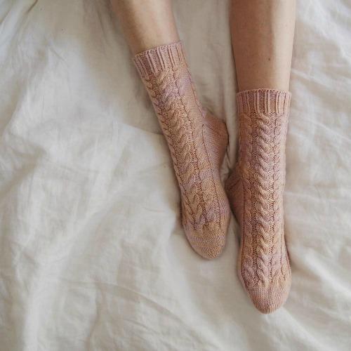 Rose Hip Socks
