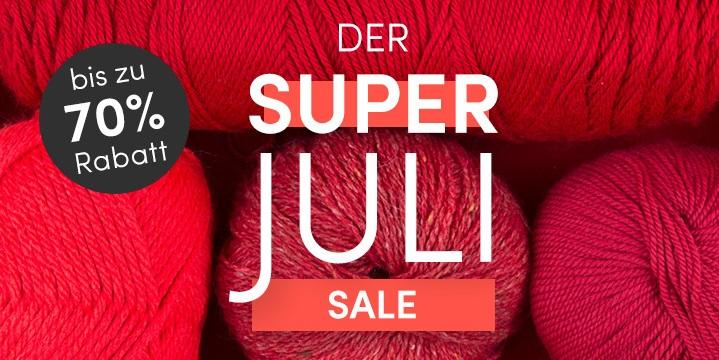 Der Super Juli Sale