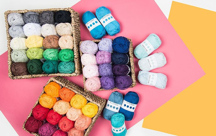 Paintbox Cotton Aran