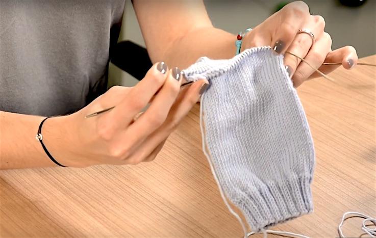 Strickanleitungen Für Mädchen Loveknitting