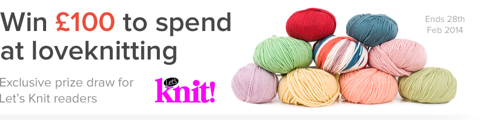 Let's Knit Competition